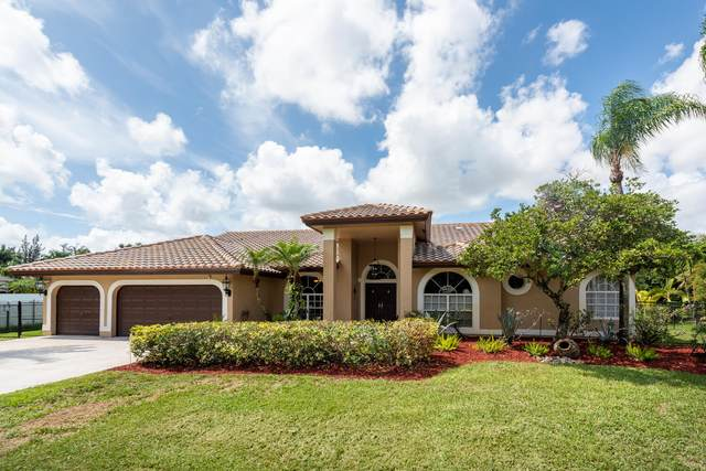 14463 SW 16th Court, Davie, FL 33325 (#RX-10722897) :: Michael Kaufman Real Estate