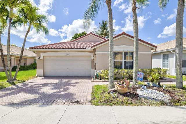 5563 NW 125th Terrace, Coral Springs, FL 33076 (MLS #RX-10722911) :: Berkshire Hathaway HomeServices EWM Realty