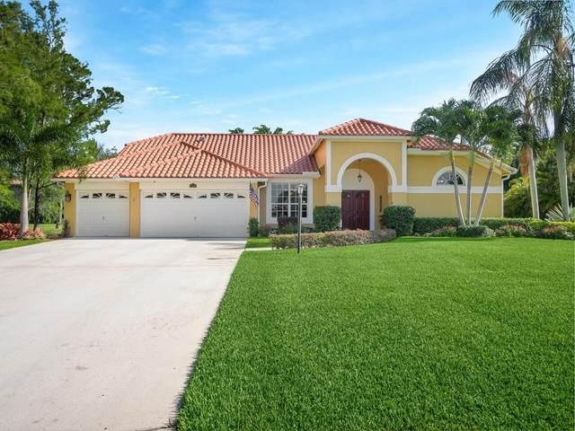 4308 Hunting Trail, Lake Worth, FL 33467 (MLS #RX-10722917) :: Berkshire Hathaway HomeServices EWM Realty