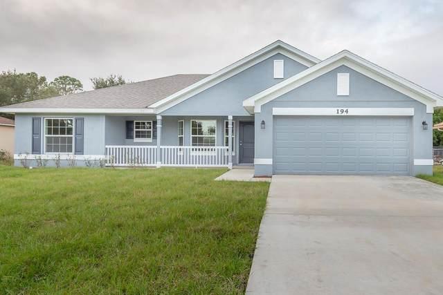 725 SE Lighthouse Avenue, Port Saint Lucie, FL 34983 (#RX-10722935) :: Michael Kaufman Real Estate