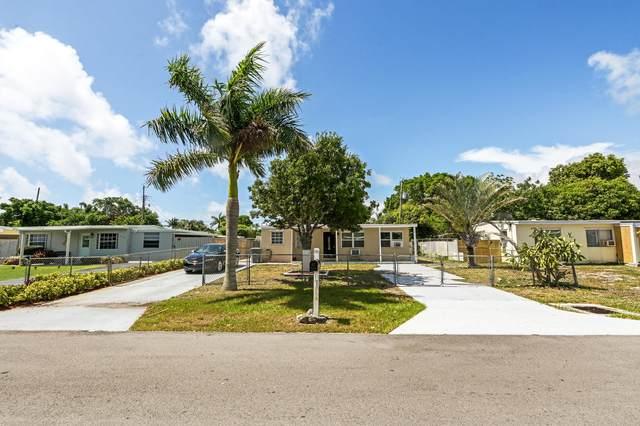 430 Old Spanish Trail, Lantana, FL 33462 (MLS #RX-10722956) :: Berkshire Hathaway HomeServices EWM Realty