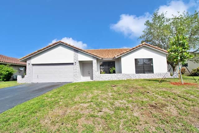 7821 Sunflower Drive, Margate, FL 33063 (MLS #RX-10722959) :: Berkshire Hathaway HomeServices EWM Realty