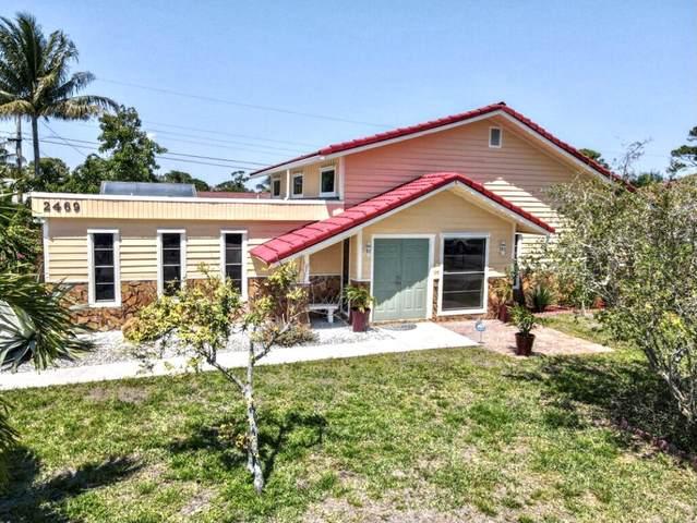 2469 Sun Up Lane, Lantana, FL 33462 (MLS #RX-10722968) :: Berkshire Hathaway HomeServices EWM Realty