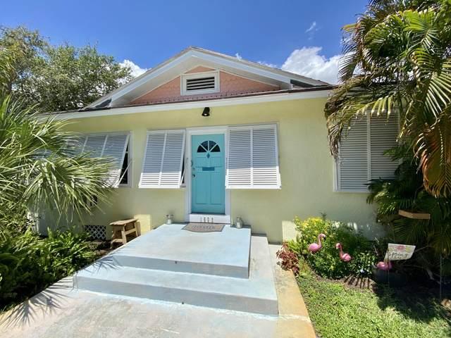 1603 N Lakeside Drive, Lake Worth Beach, FL 33460 (MLS #RX-10722972) :: Berkshire Hathaway HomeServices EWM Realty