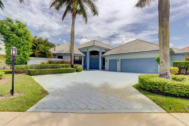 10743 Stonebridge Boulevard, Boca Raton, FL 33498 (MLS #RX-10722993) :: Castelli Real Estate Services
