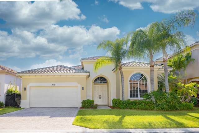 3161 Santa Margarita Road, West Palm Beach, FL 33411 (#RX-10723019) :: Posh Properties