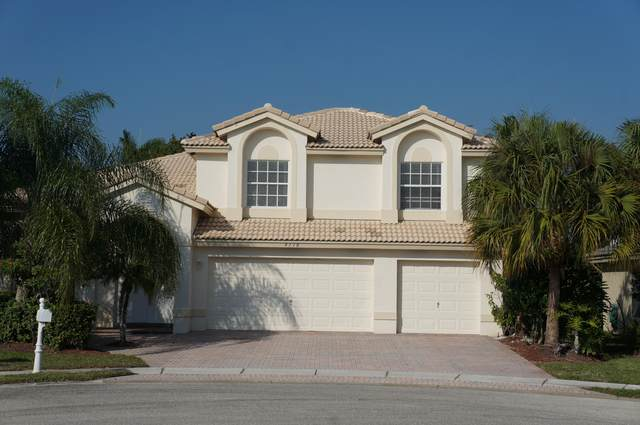 4110 Bahia Isle Circle, Wellington, FL 33449 (MLS #RX-10723041) :: Berkshire Hathaway HomeServices EWM Realty