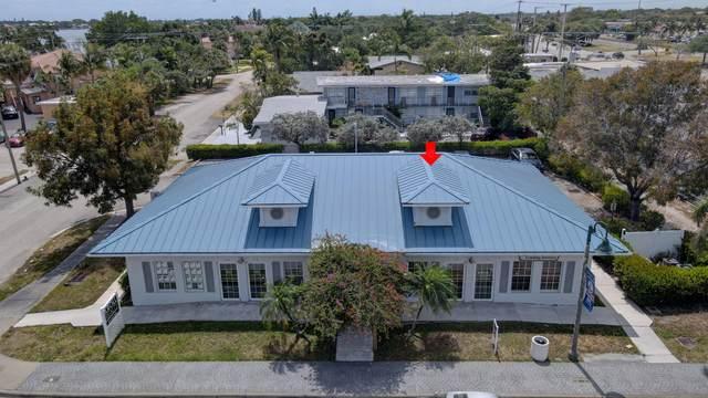 114 E Ocean Avenue, Lantana, FL 33462 (MLS #RX-10723046) :: Berkshire Hathaway HomeServices EWM Realty