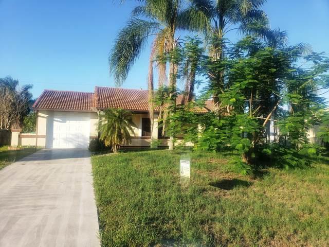 541 SW Dalton Circle, Port Saint Lucie, FL 34953 (#RX-10723047) :: Michael Kaufman Real Estate