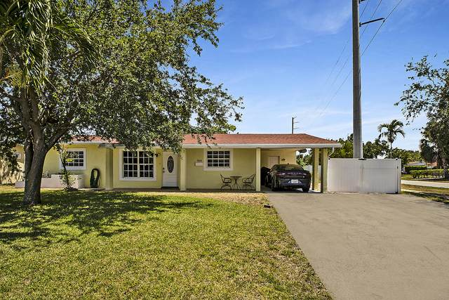 1500 NE 35th Street, Pompano Beach, FL 33064 (MLS #RX-10723050) :: Castelli Real Estate Services