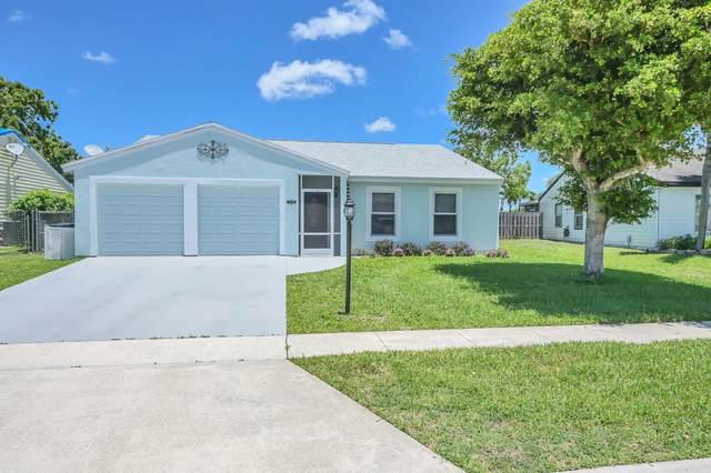 5270 Harwood Lane, Lake Worth, FL 33467 (MLS #RX-10723066) :: Berkshire Hathaway HomeServices EWM Realty