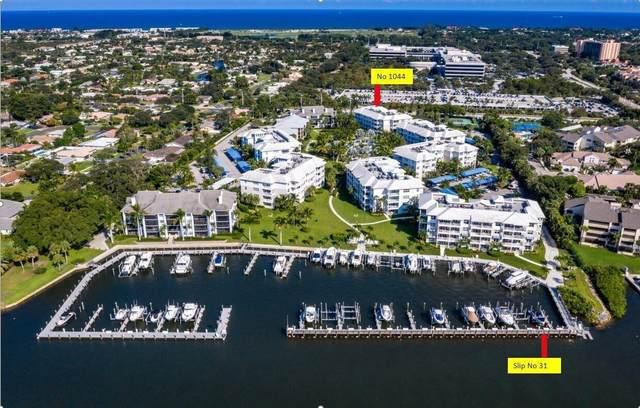 1044 Bay Colony Drive S, Juno Beach, FL 33408 (#RX-10723067) :: The Rizzuto Woodman Team