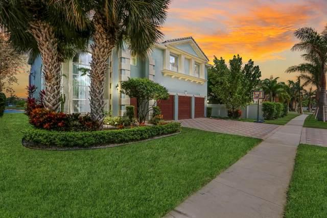 3105 Hartridge Terrace, Wellington, FL 33414 (#RX-10723076) :: Michael Kaufman Real Estate
