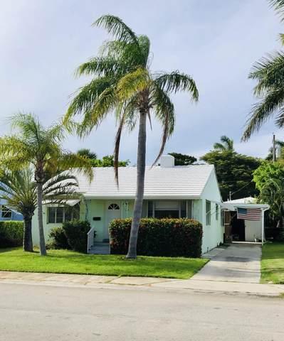 76 18th Avenue S, Lake Worth Beach, FL 33460 (MLS #RX-10723105) :: Castelli Real Estate Services