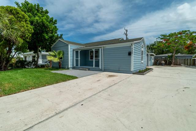 520 45th Street, West Palm Beach, FL 33407 (#RX-10723121) :: Michael Kaufman Real Estate