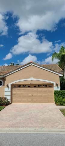 4521 Carlton Golf Drive, Lake Worth, FL 33449 (MLS #RX-10723126) :: Berkshire Hathaway HomeServices EWM Realty