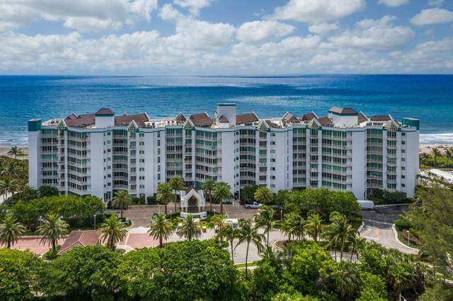 800 S Ocean 301 Boulevard #301, Boca Raton, FL 33432 (#RX-10723127) :: Heather Towe | Keller Williams Jupiter