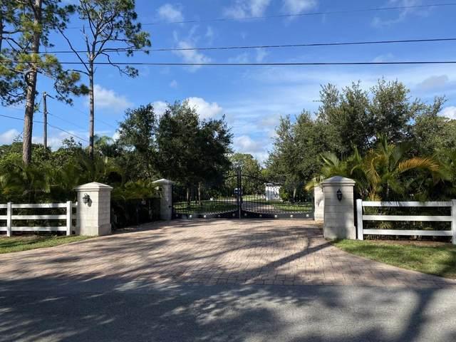 7149 SE Rivers Edge Street, Jupiter, FL 33458 (MLS #RX-10723135) :: The Paiz Group