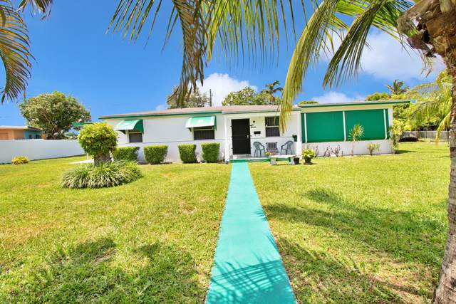 1840 NW 122nd Street, Miami, FL 33167 (MLS #RX-10723138) :: Dalton Wade Real Estate Group