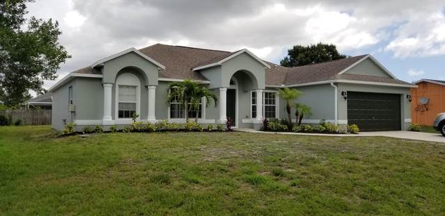 1131 SW Colorado Avenue, Port Saint Lucie, FL 34953 (MLS #RX-10723144) :: Berkshire Hathaway HomeServices EWM Realty