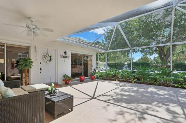 8603 Chapman Oak Court, Palm Beach Gardens, FL 33410 (MLS #RX-10723160) :: Berkshire Hathaway HomeServices EWM Realty
