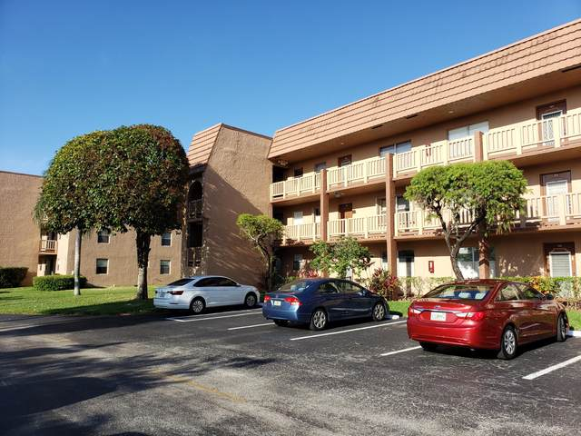 9900 Sunrise Lakes Boulevard #209, Sunrise, FL 33322 (MLS #RX-10723167) :: Berkshire Hathaway HomeServices EWM Realty