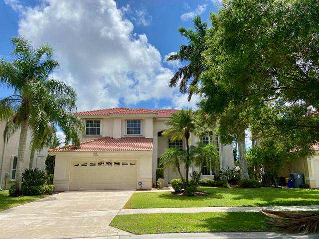 7594 Hollington Place, Lake Worth, FL 33467 (MLS #RX-10723173) :: Berkshire Hathaway HomeServices EWM Realty