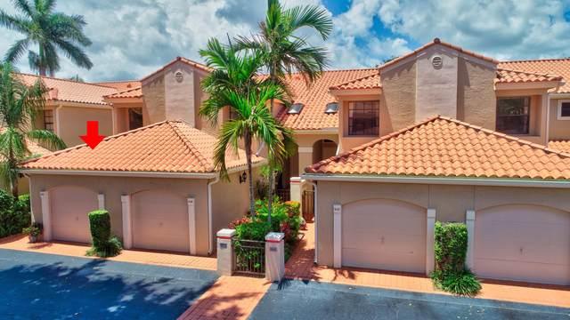 6060 Verde 5030 Trail S #5030, Boca Raton, FL 33433 (MLS #RX-10723174) :: Dalton Wade Real Estate Group