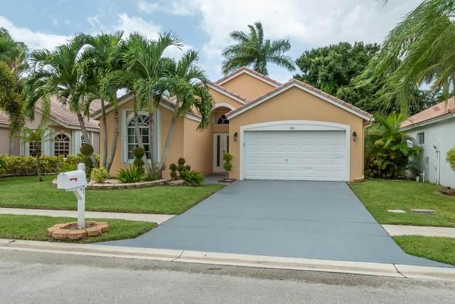 1881 Barnstable Road, Wellington, FL 33414 (MLS #RX-10723179) :: Berkshire Hathaway HomeServices EWM Realty