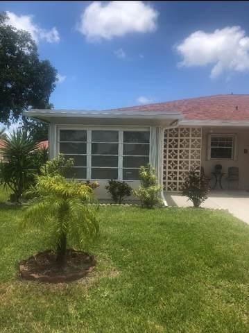 4565 NW 3rd Street A, Delray Beach, FL 33484 (#RX-10723183) :: Ryan Jennings Group
