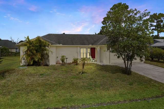 2418 SW Summit Street, Port Saint Lucie, FL 34953 (#RX-10723198) :: Michael Kaufman Real Estate