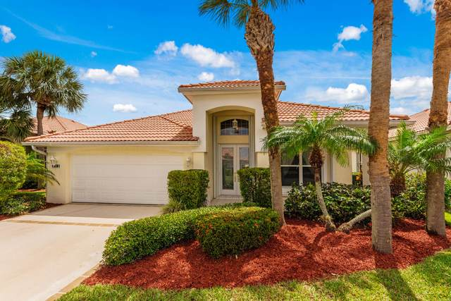 592 NW Lambrusco Drive, Port Saint Lucie, FL 34986 (#RX-10723210) :: The Power of 2 | Century 21 Tenace Realty
