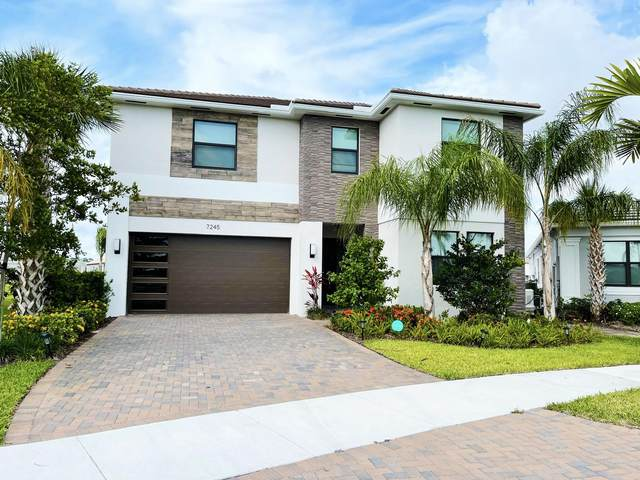 7245 Montereal Path, Lake Worth, FL 33463 (MLS #RX-10723211) :: Berkshire Hathaway HomeServices EWM Realty