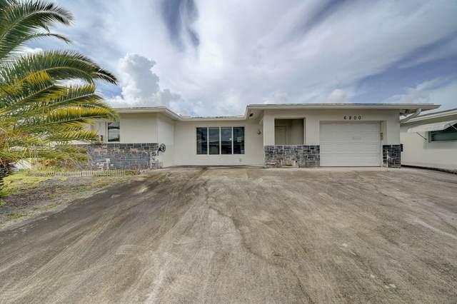 6800 NW 14th Court, Margate, FL 33063 (MLS #RX-10723221) :: Berkshire Hathaway HomeServices EWM Realty