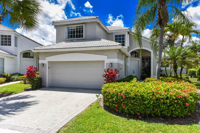 3335 NW 53rd Circle, Boca Raton, FL 33496 (MLS #RX-10723229) :: Dalton Wade Real Estate Group