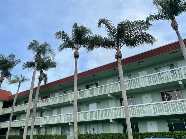3400 Springdale Boulevard #312, Palm Springs, FL 33461 (MLS #RX-10723246) :: Castelli Real Estate Services