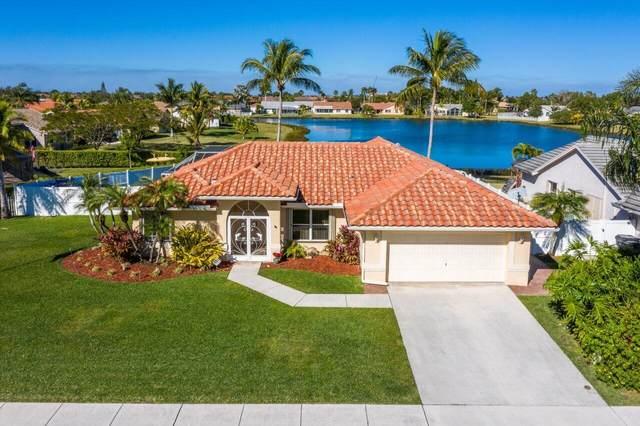 10856 Paso Fino Drive, Lake Worth, FL 33449 (MLS #RX-10723254) :: Berkshire Hathaway HomeServices EWM Realty