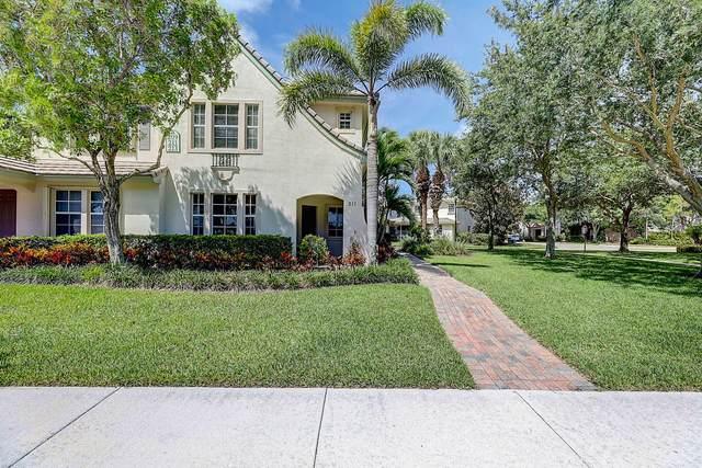 211 Evergrene Parkway 19-B, Palm Beach Gardens, FL 33410 (MLS #RX-10723268) :: Berkshire Hathaway HomeServices EWM Realty