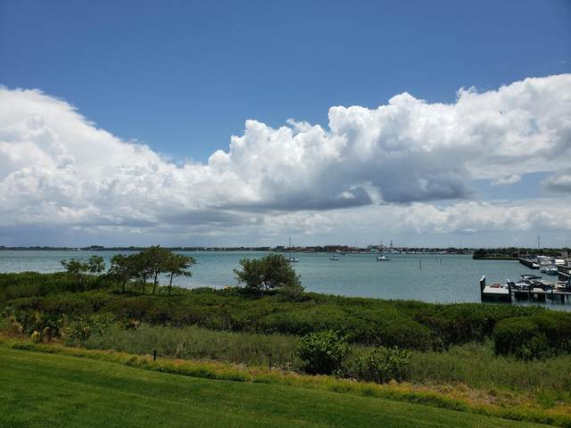 32 Harbour Isle Drive W #205, Fort Pierce, FL 34949 (MLS #RX-10723294) :: Berkshire Hathaway HomeServices EWM Realty