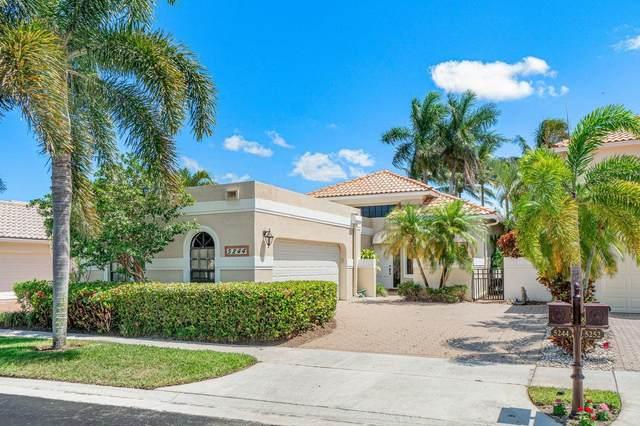 5244 Via De Amalfi Drive, Boca Raton, FL 33496 (MLS #RX-10723330) :: Dalton Wade Real Estate Group