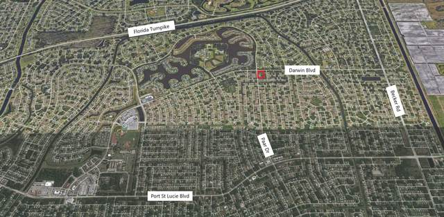 0 Paar Boulevard, Port Saint Lucie, FL 34953 (MLS #RX-10723338) :: Berkshire Hathaway HomeServices EWM Realty
