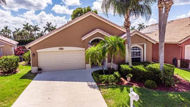 7942 Stirling Bridge Boulevard S, Delray Beach, FL 33446 (MLS #RX-10723343) :: Dalton Wade Real Estate Group