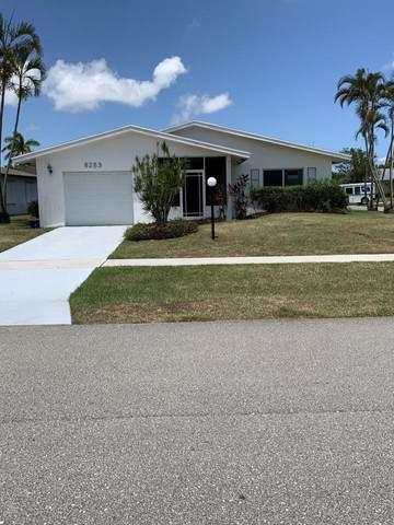 6253 Dusenburg Road, Delray Beach, FL 33484 (MLS #RX-10723350) :: Dalton Wade Real Estate Group