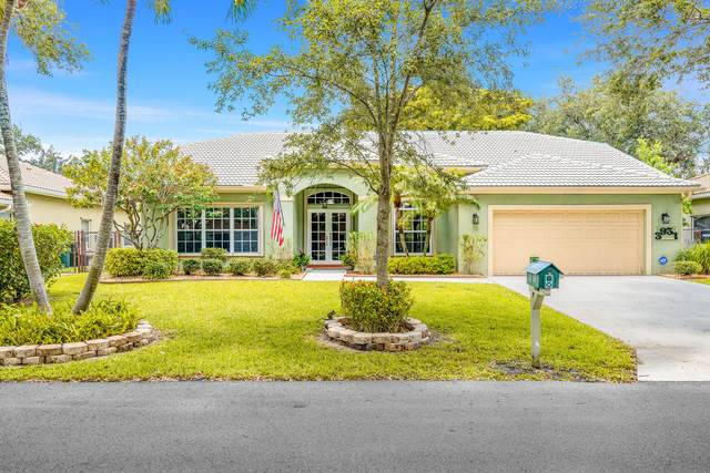 3931 NW 54th Court, Coconut Creek, FL 33073 (MLS #RX-10723352) :: Castelli Real Estate Services