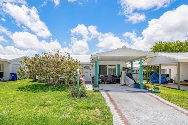 2911 NW 1 Avenue, Pompano Beach, FL 33064 (MLS #RX-10723354) :: Castelli Real Estate Services