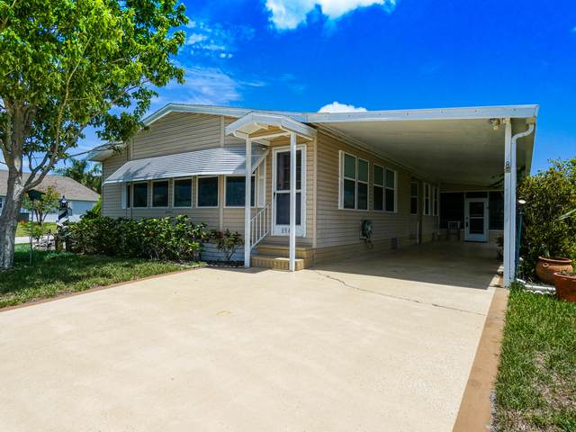 8941 SW Chevy Circle, Stuart, FL 34997 (MLS #RX-10723358) :: Castelli Real Estate Services