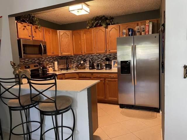 4689 Sable Pine Circle D1, West Palm Beach, FL 33417 (MLS #RX-10723359) :: Dalton Wade Real Estate Group