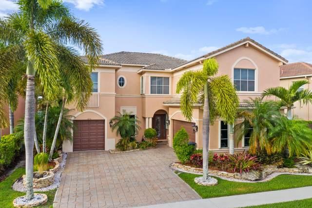 1276 Beacon Circle, Wellington, FL 33414 (MLS #RX-10723370) :: Berkshire Hathaway HomeServices EWM Realty