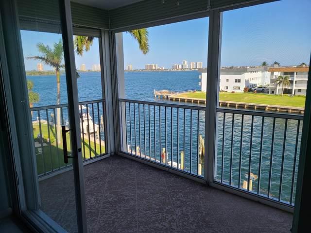 100 Paradise Harbour Boulevard #407, North Palm Beach, FL 33408 (MLS #RX-10723384) :: Castelli Real Estate Services