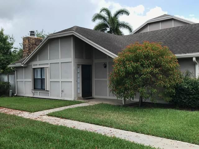 1960 Derby Trail, Wellington, FL 33414 (MLS #RX-10723400) :: Berkshire Hathaway HomeServices EWM Realty